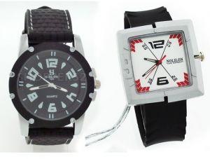Buy Buy 1 Get 1 Free - Designer Mens Stylish Wrist Watch Mw012 online