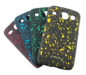 Buy Samsung Galaxy Core I8260 Desginer Plastic Fluorescet Back Hard Cover online