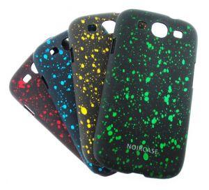 Buy Designer Plastic Flora Scent Back Hard Case For Samsung Galaxy S3 I9003 Red online