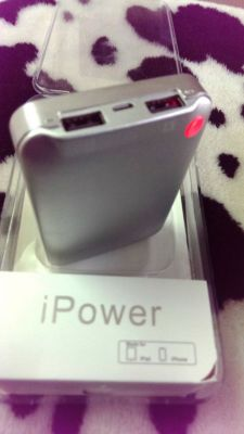 Buy Universal Power Bank 12000 mAh I Power - Pb12000 online