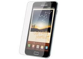 Buy Screen Protector Scratch Guard For Samsung N7000 online