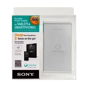 Buy Sony 2 USB Output Ports Power Bank 7000 mAh (oem Product) - Spb01 online
