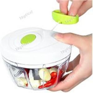 Buy Multifunctional Speedy Vegetable Chopper / Chopped Fruit Crusher - Spdcop online