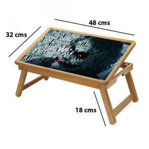 Buy Joker Multipurpose Foldable Wooden Study Table For Kids - Study 502 online