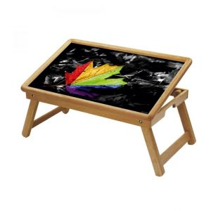 Buy Multipurpose Foldable Wooden Study Table (005) online