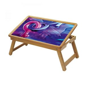 Buy Multipurpose Foldable Wooden Study Table (013) online
