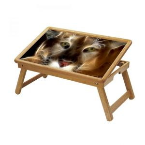 Buy Multipurpose Foldable Wooden Study Table (014) online