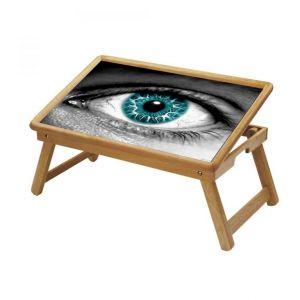 Buy Multipurpose Foldable Wooden Study Table (019) online