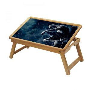 Buy Multipurpose Foldable Wooden Study Table (029) online