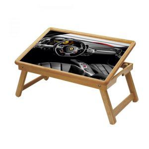 Buy Multipurpose Foldable Wooden Study Table (035) online