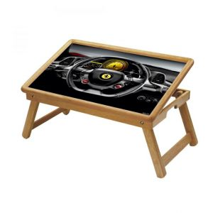 Buy Multipurpose Foldable Wooden Study Table (036) online