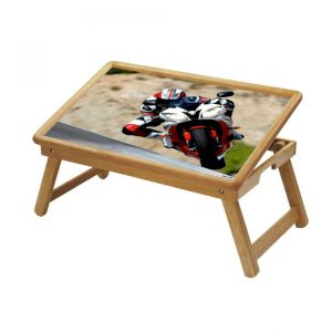 Buy Multipurpose Foldable Wooden Study Table (039) online