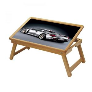 Buy Multipurpose Foldable Wooden Study Table (042) online