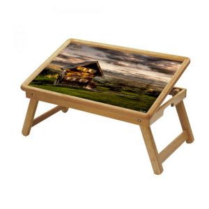Buy Multipurpose Foldable Wooden Study Table (061) online