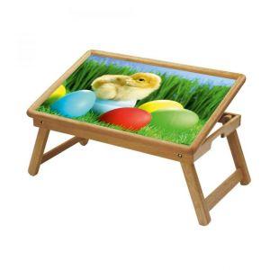 Buy Multipurpose Foldable Wooden Study Table (067) online
