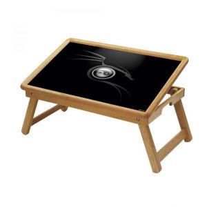 Buy Multipurpose Foldable Wooden Study Table (071) online