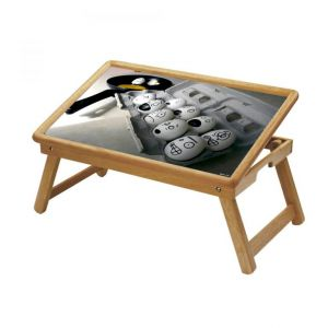 Buy Eggs Fry Multipurpose Foldable Wooden Study Table For Kids online
