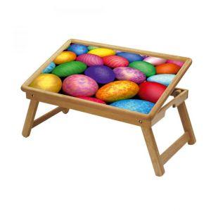 Buy Graffiti Multipurpose Foldable Wooden Study Table For Kids - Study 187 online