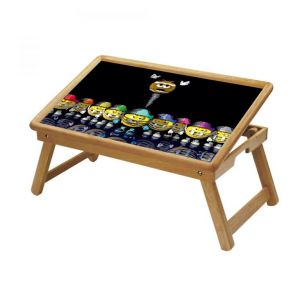 Buy Comics & Cartoons Multipurpose Foldable Wooden Study Table For Kids - Study 191 online