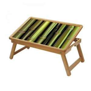 Buy Patterns Multipurpose Foldable Wooden Study Table For Kids online