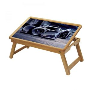 Buy Multipurpose Foldable Wooden Study Table (225) online
