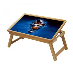 Buy Multipurpose Foldable Wooden Study Table (238) online