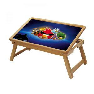 Buy Multipurpose Foldable Wooden Study Table (305) online