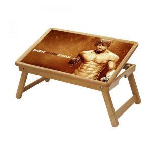 Buy Sharukh Khan Multipurpose Foldable Wooden Study Table For Kids - Study 438 online