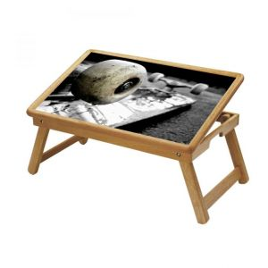 Buy Sports Multipurpose Foldable Wooden Study Table For Kids - Study 444 online