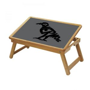 Buy Ethnic Multipurpose Foldable Wooden Study Table For Kids online
