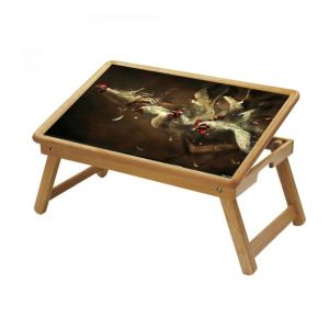 Buy Crock War Multipurpose Foldable Wooden Study Table For Kids online