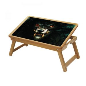 Buy Dracula Multipurpose Foldable Wooden Study Table For Kids online