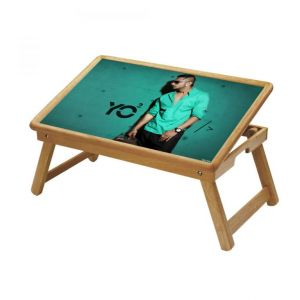 Buy Yo Yo Honey Singh Multipurpose Foldable Wooden Study Table For Kids online