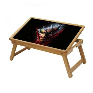 Buy Joker Multipurpose Foldable Wooden Study Table For Kids online