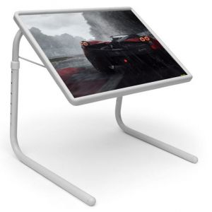 Buy Automobiles Table Designer Portable Adjustable Dinner Cum Laptop Tray Table 434 online