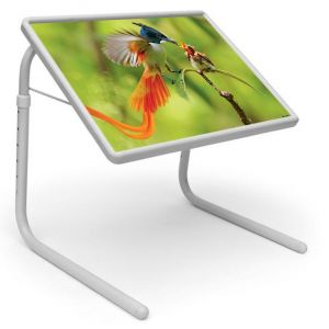 Buy Birds Table Designer Portable Adjustable Dinner Cum Laptop Tray Table online