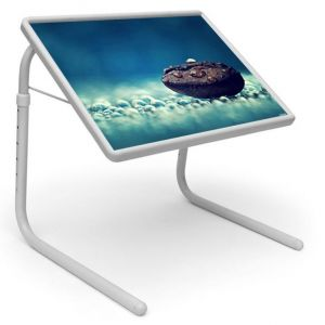 Buy Nature Table Designer Portable Adjustable Dinner Cum Laptop Tray Table online