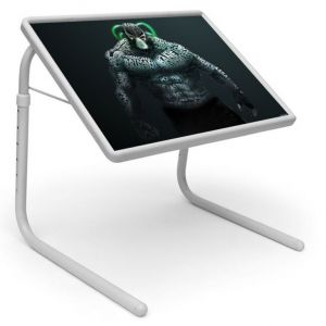 Buy Comic & Cartoons Table Designer Portable Adjustable Dinner Cum Laptop Tray Table online