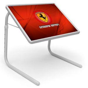 Buy Ferrari Portable Adjustable Dinner Cum Laptop Table Tray Ftm6 online
