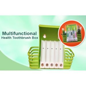 Buy Multifunctional Strong Tooth Brush Holder Box online
