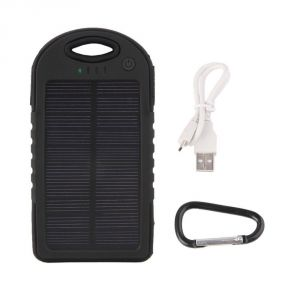 Buy Gadget Hero's 8000mah Portable Solar Charger. Waterproof Shockproof Dustproof Solar Power Bank online