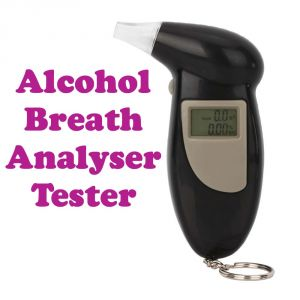 Buy Gadget Hero Alcohol Breath Analyser Tester online