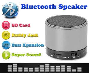 Buy Portable Wireless Mini Bluetooth Speaker With Mic, Aux &tf Card Input , 45w online