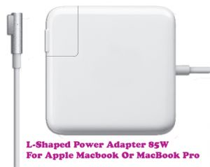 Buy Gadget Hero's L Tip 85w 4.6a Power Adapter Supply Charger Apple Macbook online