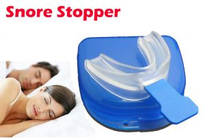Buy Gadget Hero''s Sleep Apnea Aid Snore Stopper Mouth Piece, Bruxism Support online