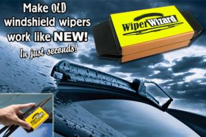 Buy Gadget Hero''s Wiper Wizard Windshield Wiper Blade Restorer online