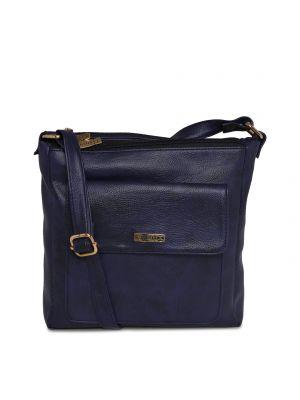 ESBEDA Dark Blue Color Solid Women's Slingbag