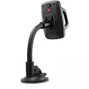 Buy Cellphonez Imount Car Mount Suction Holder With Secure Locking Mechanism For Mobile Phones. online