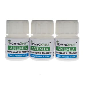 Buy Homyoxpert Anemia Homeopathic Medicine For One Month online
