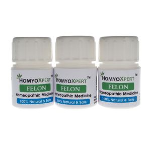 Buy Homyoxpert Felon Homeopathic Medicine For One Month online